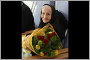 D. Fernanda - 100 anos - SCM Alfaiates - Foto: Cristina Fonseca - Capeia Arraiana