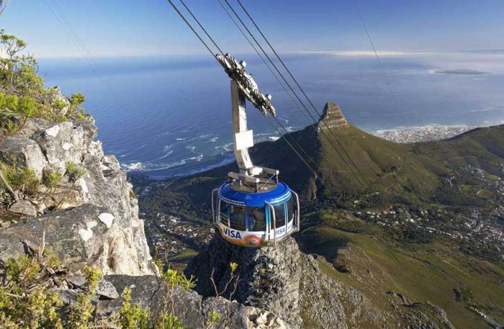 The Cableway as we know it today