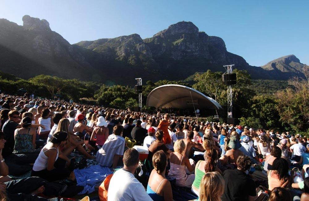 Kirstenbosch-Summer-Concert
