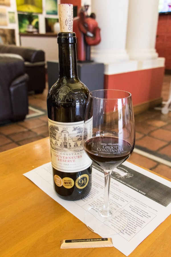 Groot-Constantia-Gouverners