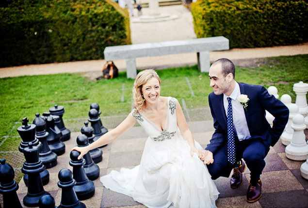 Cape Town Wedding Games Chess
