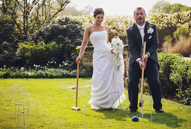 Cape Town Wedding Games Croquet