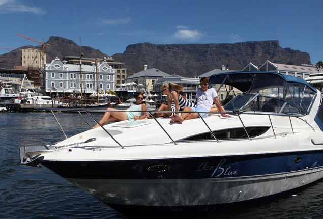 Cape Town Wedding Boat Proposal
