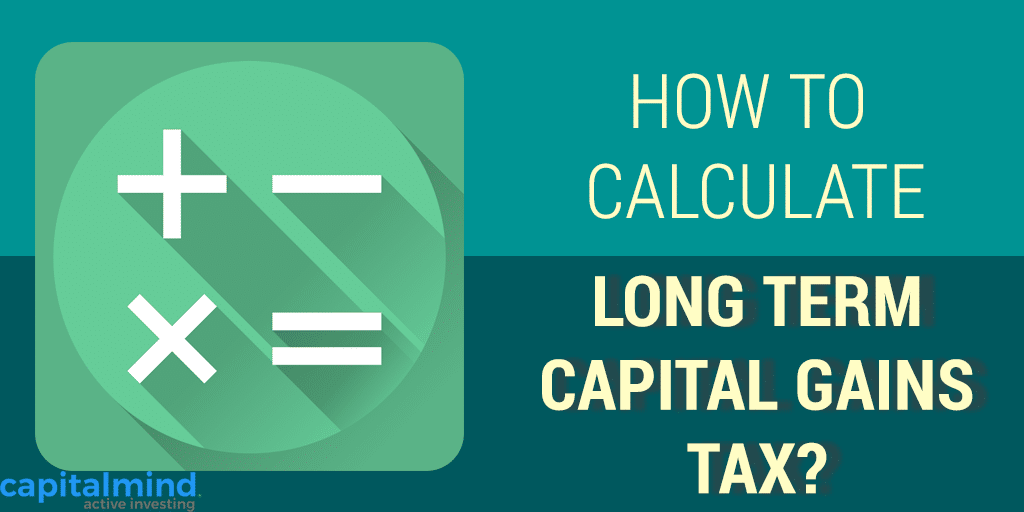 Stock options long term capital gains