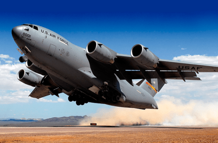 aviones de transporte militar, aviones gigantescos
