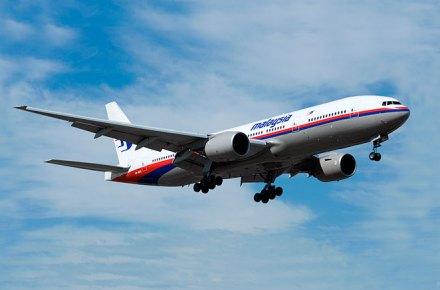 Avion MH17, Avion de Malaysia Airlines, MH370