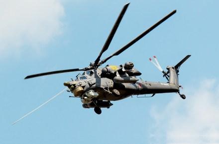 Helicoptero militar ruso M1-28