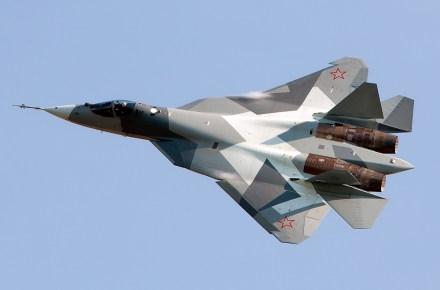 Sukhoi (PAK FA) T-50