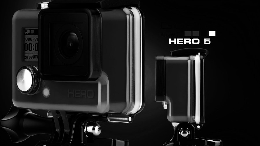 how to set up gopro hero 5 black