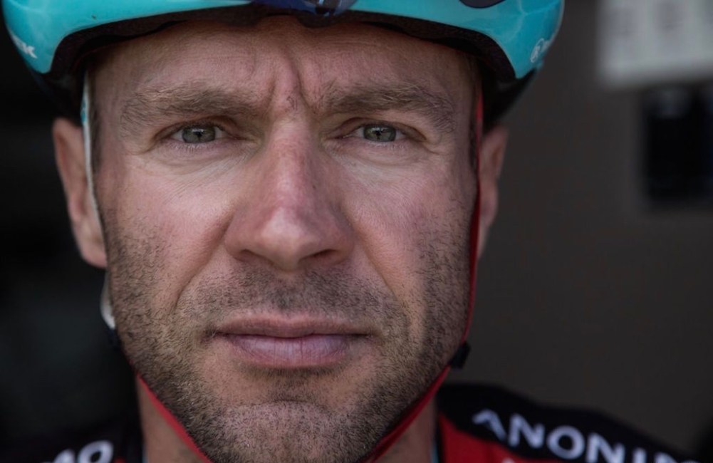 Before stage four, all traces of a lighthearted Jens Voigt were gone, replaced by seriousness and determination, saying that racing was about to get real in the Tour of Utah.