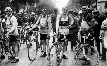 441-48 Start van de Tour de France 1928