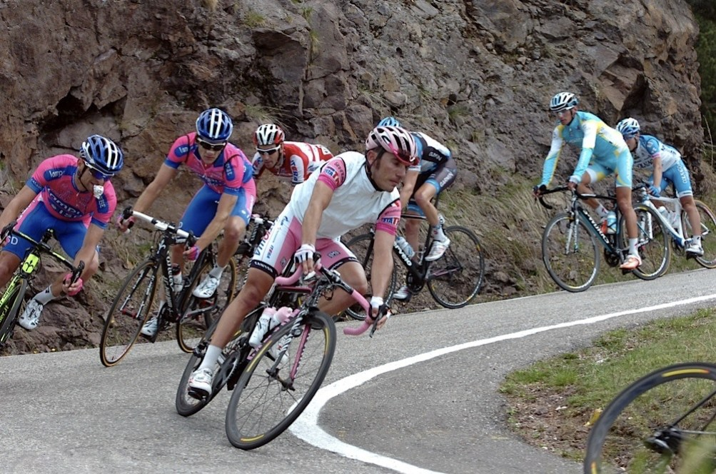 2012, Giro d'Italia, tappa 19 Treviso - Alpe di Pampeago, Katusha 2012, Rodriguez Oliver Joaquin, Passo Duran