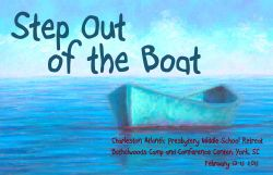 Step Out of the Boat-Small