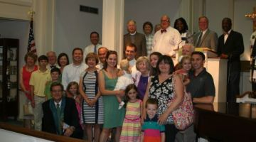 Ordination and Installation of Russ Blackwelder