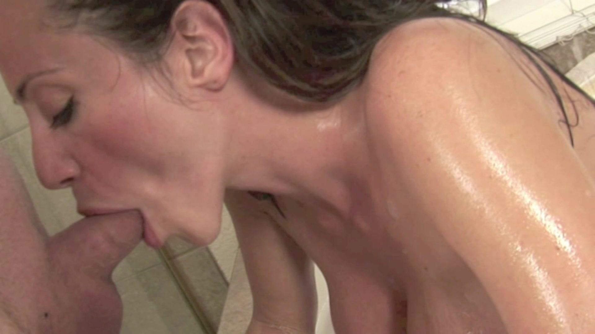 Sexy Ariella Ferrera Takes a Big Thick Cock in Her Mouth and Pussy Starring:  Ariella Ferrera