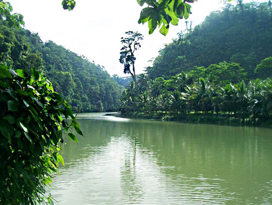 gibong river