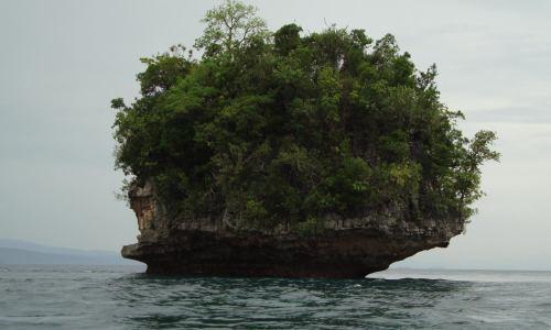 One of the Many Islets in Bucas Grande Islands, Surigao del Norte