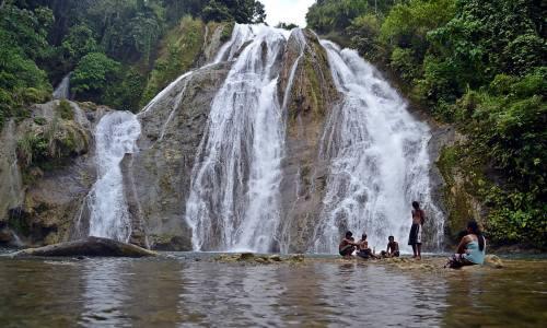4th Tier Enchanting Bega Falls, Mabuhay, Prosperidad, Agusan del Sur