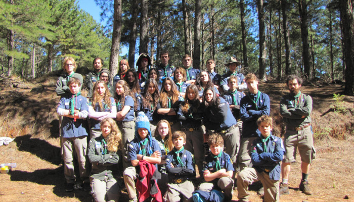 2016_July Camp Scouts e Scoutas em Itararé