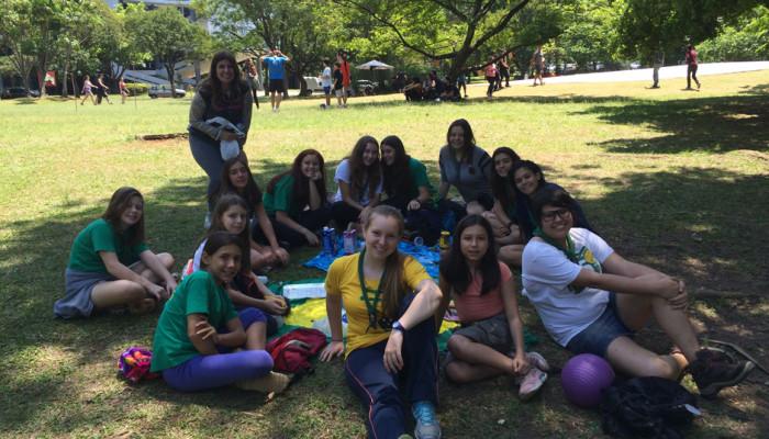 2016_Scoutas Outing no Ibirapuera