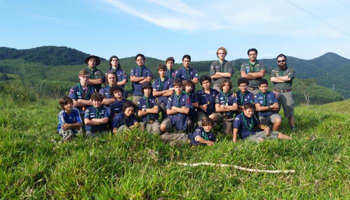 2017_Scouts Easter Camp em Itu