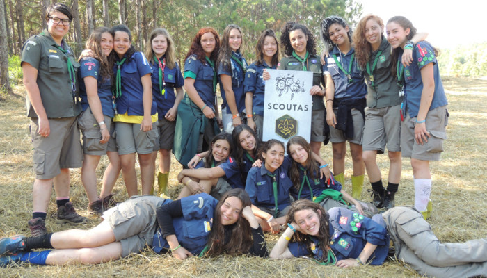 2017_Scoutas Camp – Jubiree