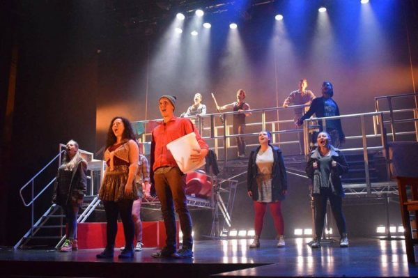 Rent at The Old Rep