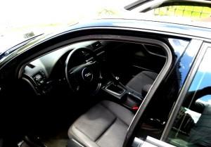 A4 1.9 TDI interior