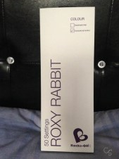 Rocks Off Roxy Rabbit vibrator