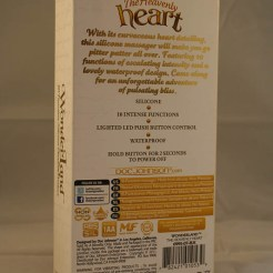Wonderland Heavenly Heart vibrator -CS-3