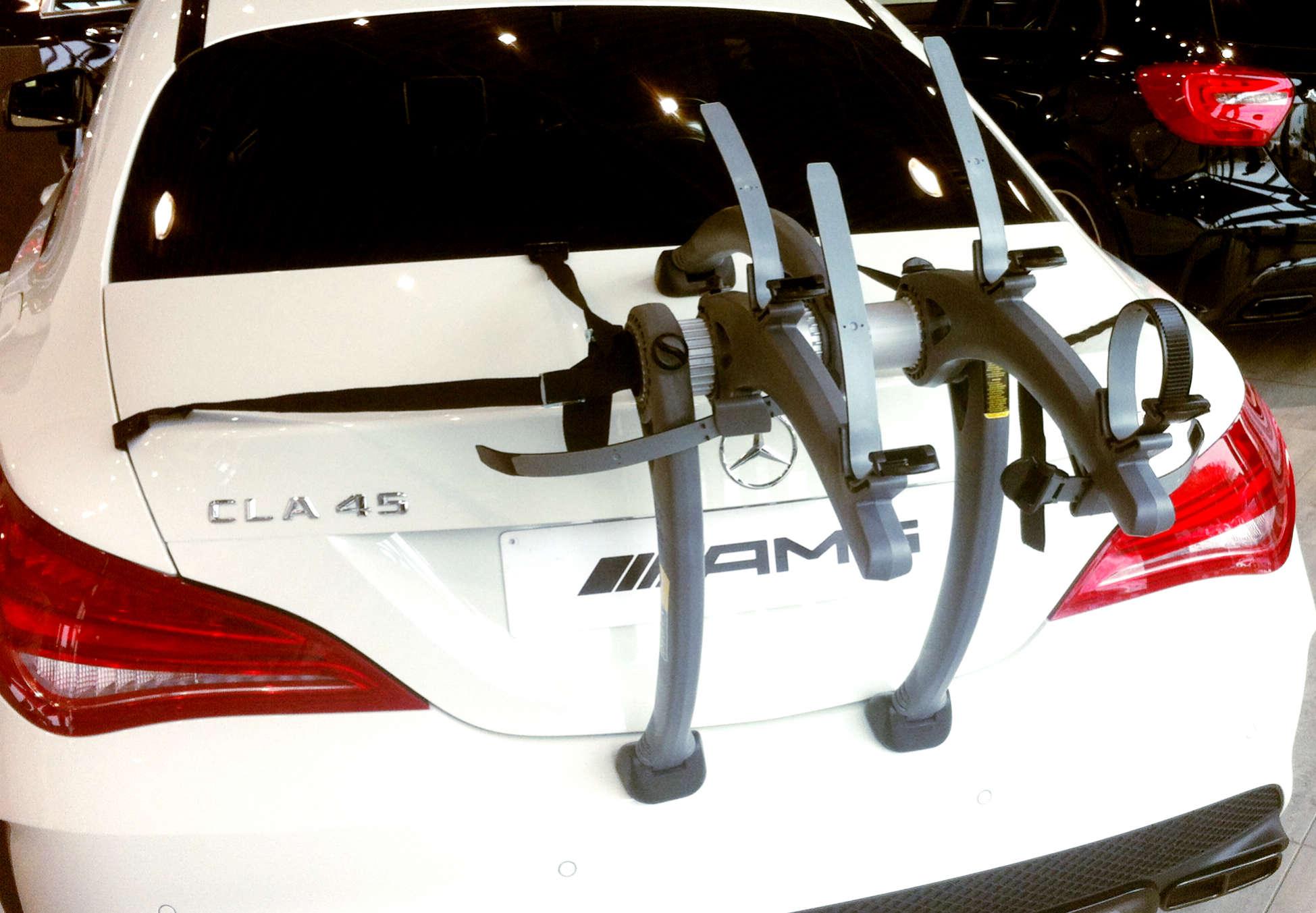 Mercedes Cla Bike Rack Car Bike Racks Amp Bike Carriers