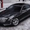 GM 新型 フラッグシップセダン キャデラック CT6 エンジン・サイズ・価格は?