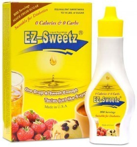 EZ-Sweetz 2oz liquid sucralose