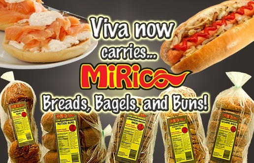 MiRico Breads, Bagels, Buns and Tortillas