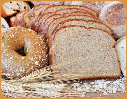 5 un-heart healthy products Whole Grain Bread/Pasta/Cereal/Oatmeal