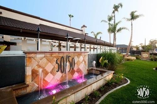 Slaters 50/50 Restaurant in Huntington Beach, CA