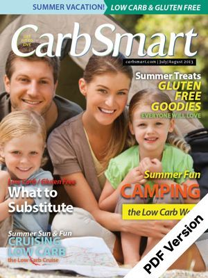 CarbSmart Magazine July / August 2013 PDF Version