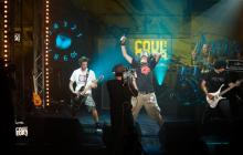 CardiaC 'live' on TV - Couleur3