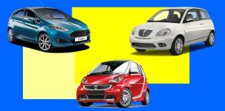 ТОП-10 самых экономичных авто