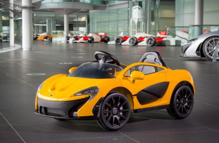 Детская версия McLaren P1