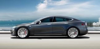 Tesla Model S, 2016