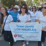 American Heart Association Heart Walk With Valerie Bertinelli
