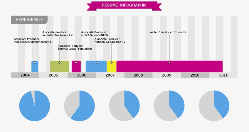 Turn Your LinkedIn Profile Into a Sweet Infographic with Visualize.Me