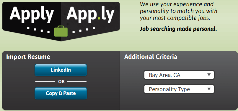 Let the Jobs Come to You With ApplyApp.ly