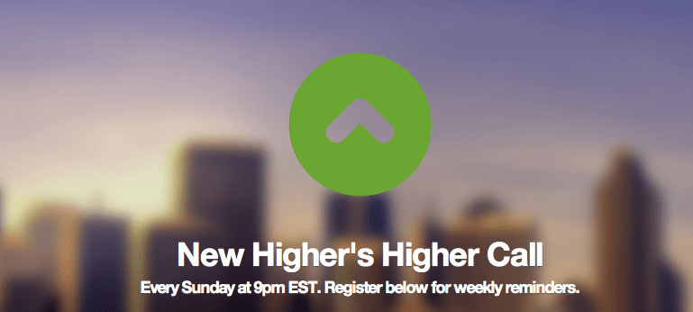 [Free Webinars] September's Higher Call Events
