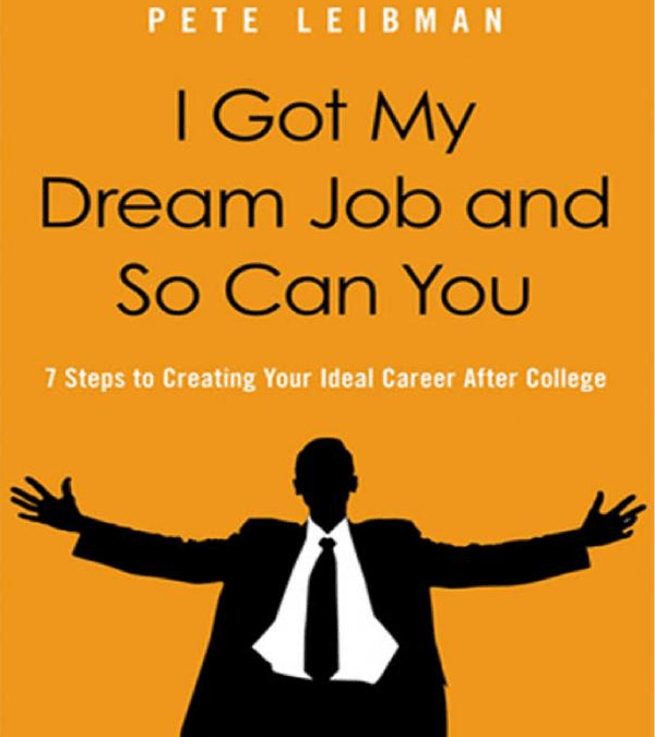 [Book Review] I Got My Dream Job and So Can You