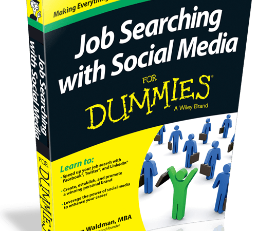 Interview with the Author of Job Searching with Social Media For Dummies