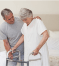 hip replacement and dementia