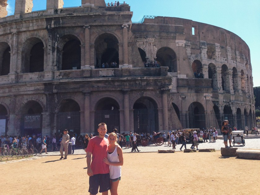Radfords at Colosseum