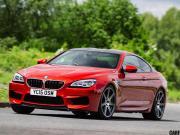 BMW 6 Series range for 2015